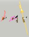 NewStrider Xiwangmu weapon