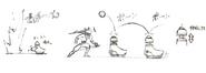 Str2 unused ashika b attack