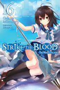 Light Novel Vol 16 EN
