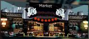 Market map icon