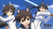 Junko, Yoshika & Sakamoto