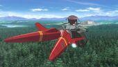 Gertrud JetStriker Test Flight OVA1
