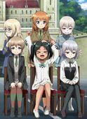 Strike Witches 501 Butai Hasshin Shimasu! anime 2