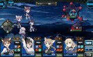 Strike Witches Kiseki no Rondo fight