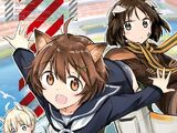 Brave Witches: Official Comic à la Carte