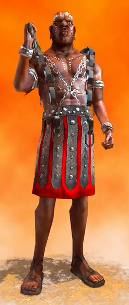 The Slave King