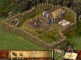 Прохождение Stronghold: Постройка форта