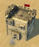 Цитадель крестоносцев-3