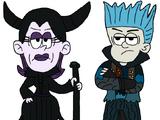 Maleficent & Hades