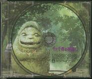Spirited Away Image Album Disc