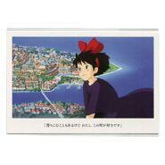 Kiki Koriko Postcard