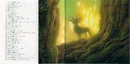 Mononoke Hime Soundtrack Booklet 01