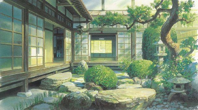 Jiro Horikoshi's house