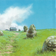 Spirited Away Soundtrack Booklet p. 09