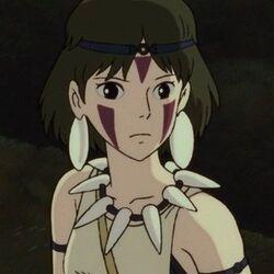 Princess Mononoke characters