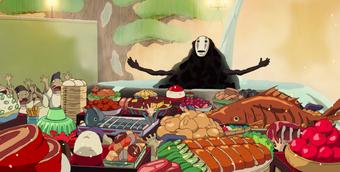 No Face Ghibli Wiki Fandom