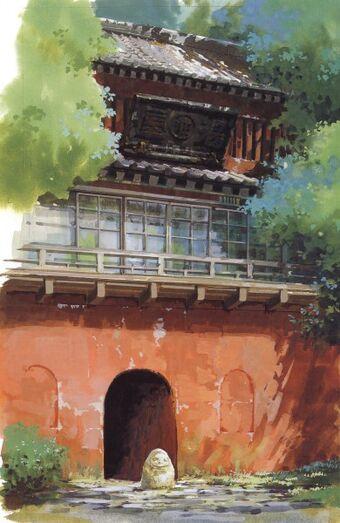 Spirit Realm Ghibli Wiki Fandom