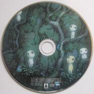 Mononoke Hime Soundtrack Disc (picture label)