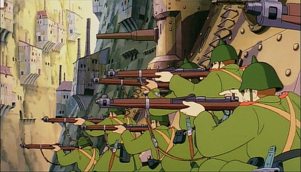 Army (Castle in the Sky)