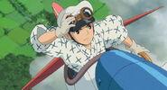 Jiro as child