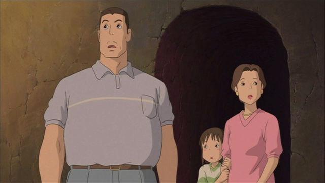 Akio Ogino, Ichihiro Ogino, and Chihiro.jpg