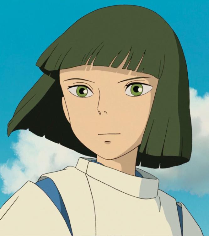 Haku Ghibli Wiki Fandom