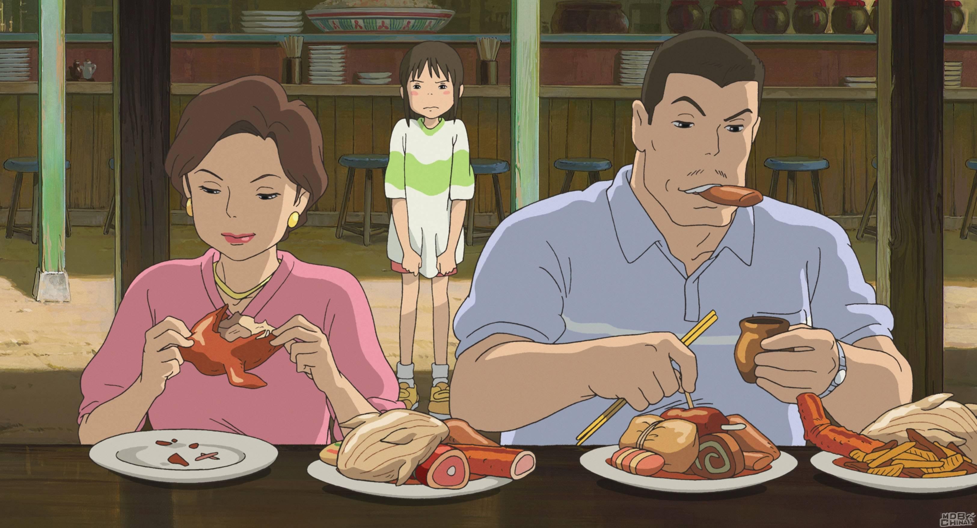 Chihiro's parents eat like pig.jpg
