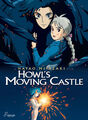 Howl's Moving Castle - English Poster