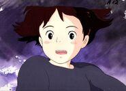 Kiki Shocked Animation Cel