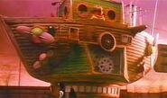 Miyazaki Ship