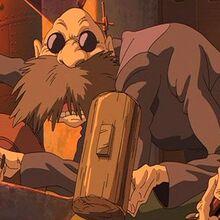 Kamaji Ghibli Wiki Fandom