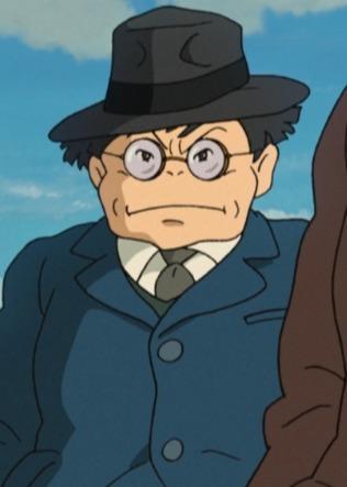 Mrs Kurokawa Ghibli Wiki Fandom