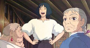 Howl S Moving Castle Ghibli Wiki Fandom