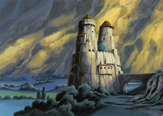 Nausicaa's Tower