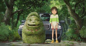 Spirited Away Ghibli Wiki Fandom