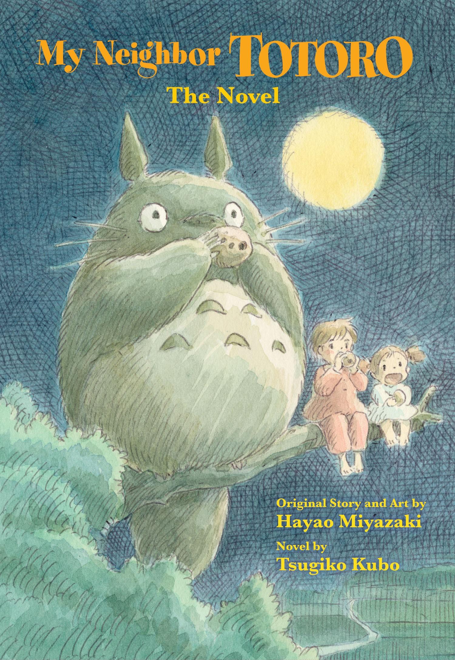My Neighbor Totoro (Novel)