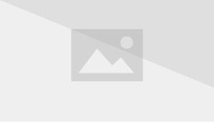 Chihiro lead into tunnel by her father.png