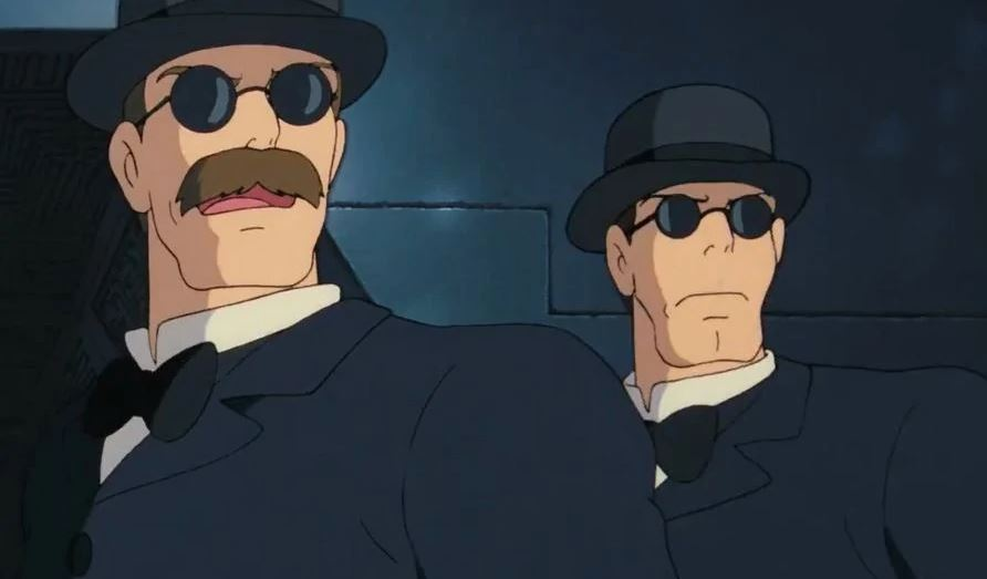 Colonel Muska's Bodyguards