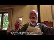 宮崎駿監督が『アーヤと魔女』を語る、そして、今足りないものとは… Hayao Miyazaki(2020.12