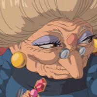 Zeniba Ghibli Wiki Fandom