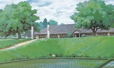 Satsuki's School House