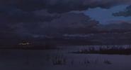 Chihiro - approaching swamp bottom