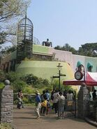 Ghibli Museum (13) - Entrance
