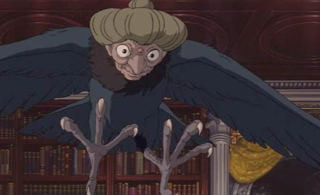 Yubaba S Bird Ghibli Wiki Fandom