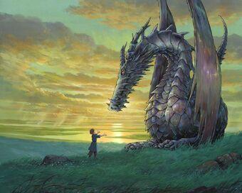 Dragons Ghibli Wiki Fandom