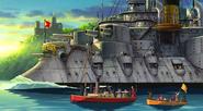 Battleship Howl