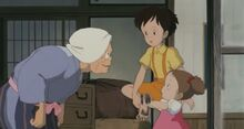 Granny and the Kusakabe girls.jpeg