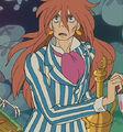 Ponyo - Fujimoto looks at somethings