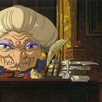 Yubaba Ghibli Wiki Fandom