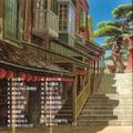 Spirited Away Soundtrack Booklet p. 01